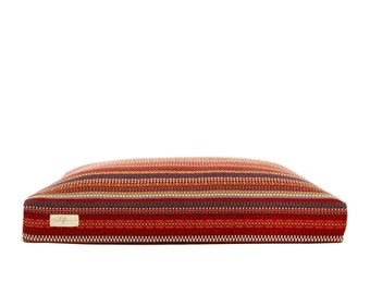 Paul Smith 'Point' Textile by Maharam Custom Luxury Dog Bed