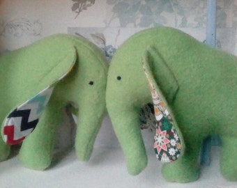 Handmade Elephant soft toys