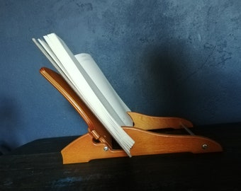 Book Stand - Table organizer