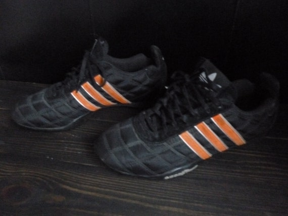 Details about Adidas Goodyear Tuscany White Leather TrainersSneakers UK Size 9