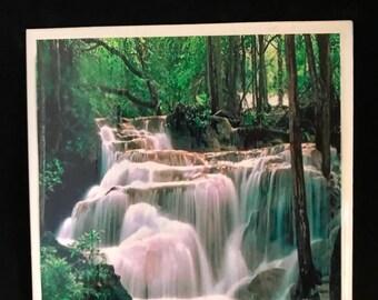 Multi Waterfalls Coaster