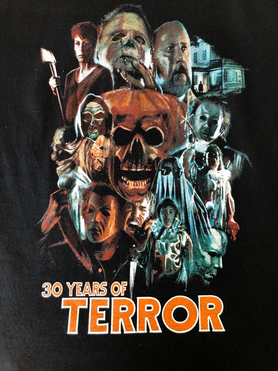 Halloween Movie Promo TShirt