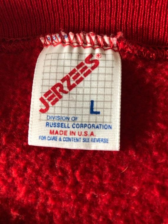 Vintage 1990's Christmas Sweatshirt - image 6