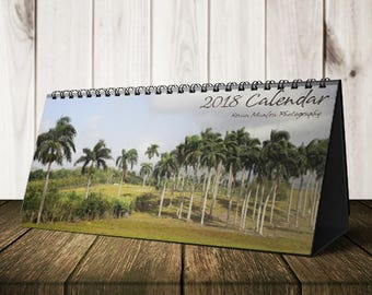 Best Seller, Desktop Calendar, Desk Calendar, Small Desk Calendar, 2018 Desk Calendar, 2019 Calendar, Monthly Calendar, 2018 Calendar