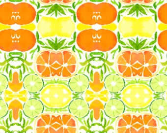 Citrus Two Wrapping Paper