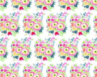 Spring Bouquet Wrapping Paper