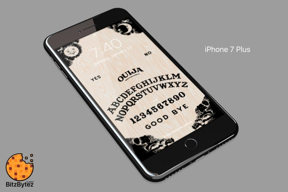 Ouija Iphone Background Wallpaper Mobile Cell Phone Personalized Lockscreen Background