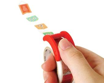 MT Nano 15mm Washi Masking Tape Cutters, Set of 3, Tape Dispenser, Craft Supplies, Craft Room Supplies