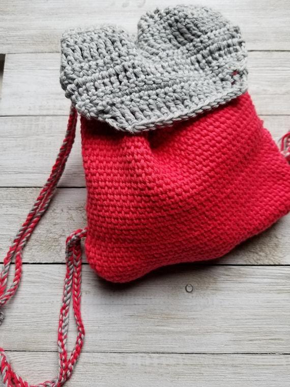 Mini Adventure Backpack Pattern Crochet Pattern 60 Etsy