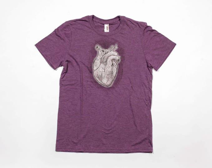 Anatomical Heart Unisex Tee