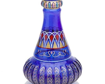 I Dream of Jeannie Bottle From Mario Della Casa The Blue Djinn Bottle Get Yours Now!