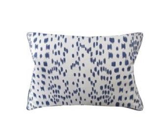 """Les Touches Pillow, 14"""" x 20"""""""