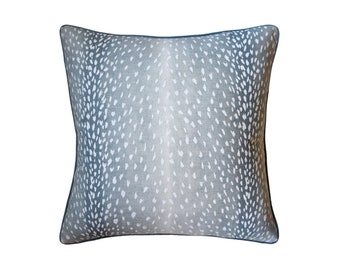 "Doe Pillow, 22"" x 22"""