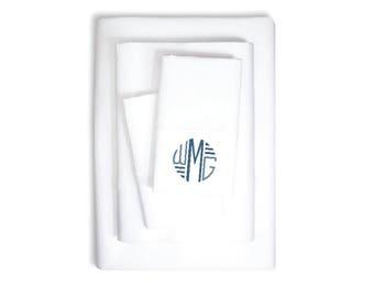 Queen Sheet Set, White