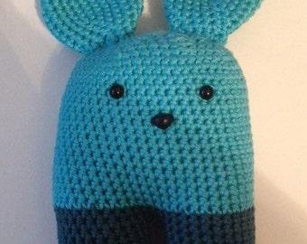 Rattle rabbit-Green