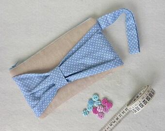 Pattern Clutch Bag