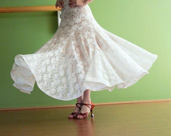 Standard Ballroom Skirt