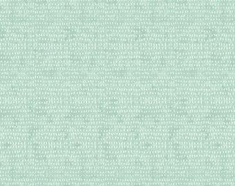 Ice Seeds Fabric,  Aqua Blue Seeds, Blender Fabric, FreeSpirit Fabrics, Cori Dantini, 100% Quilting Cotton Fabric