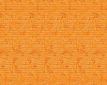 Orange Seeds Fabric,  Blender Fabric, FreeSpirit Fabrics, Cori Dantini, 100% Quilting Cotton Fabric