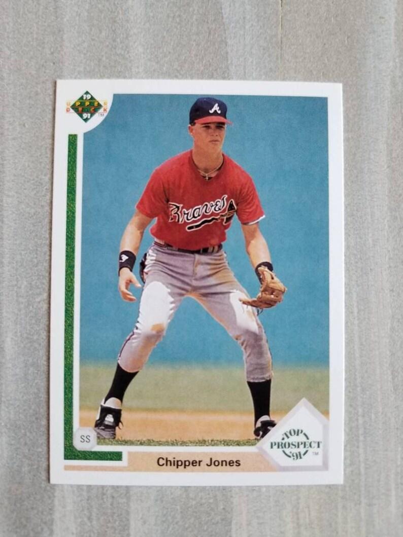 Atlanta Braves Braves Baseball Chipper Jones T