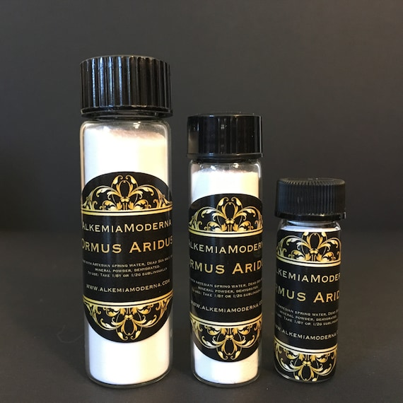 Ormus Aridus - 10g - white powder gold