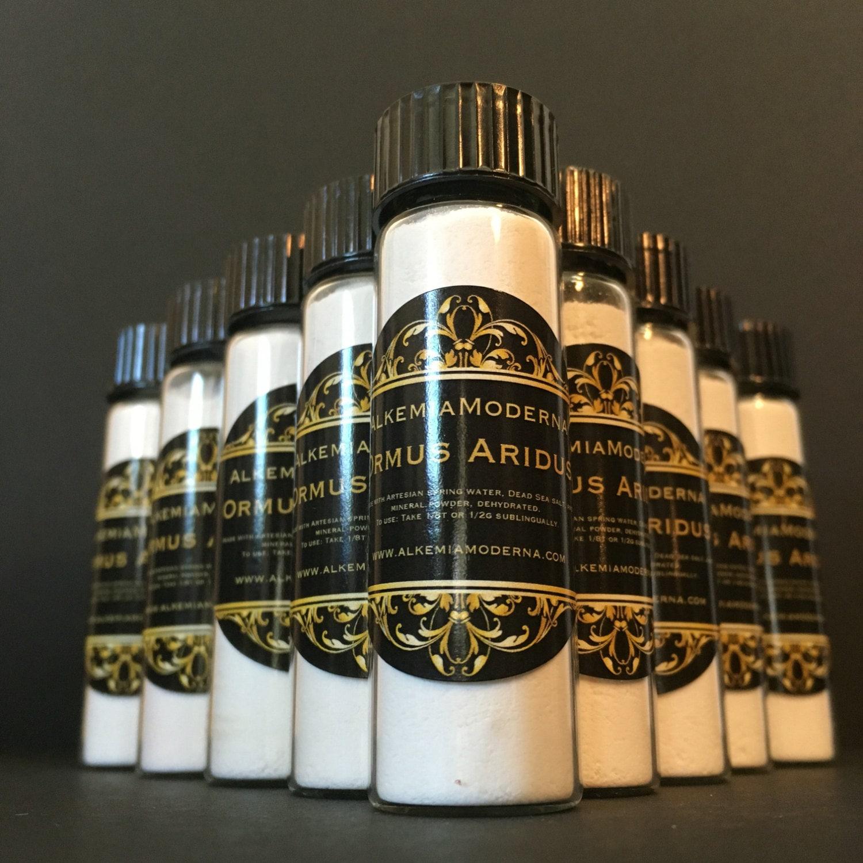 Ormus Aridus - 5g - white powder gold