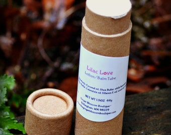 Lilac Love Lotion Tube