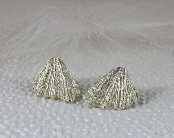 Sea shell dangle earrings