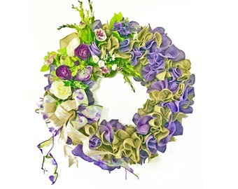 Spring ~ Summer Wreaths