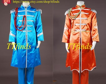 Sgt Peppers Costume Etsy