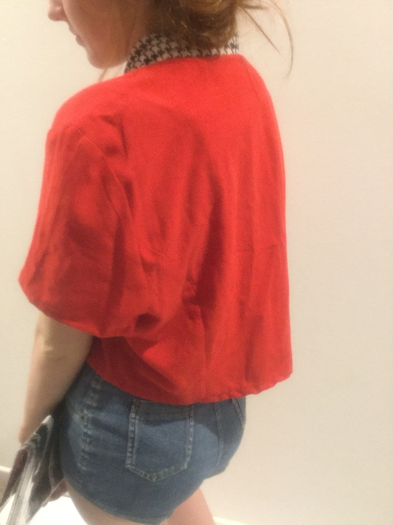 Be the target crop blouse