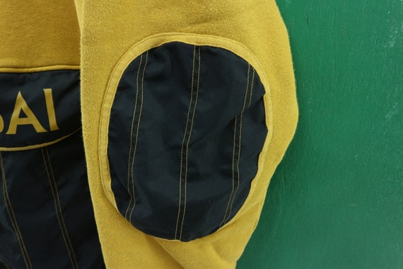 Vintage Designer Pocket Streetwear Button Fashion Kansai Urban Size Pullover Sweatshirt Sports Sweater Out L Half Spell Jumper Big rr7q8A