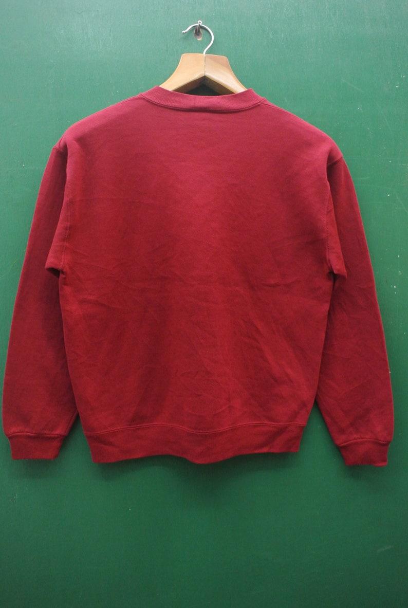 Vintage Russell Athletic Maquoketa Helena Sweatshirt Big Logo Sportswear Pullover Maquoketa Helena Sweater Made In USA Size XL youth