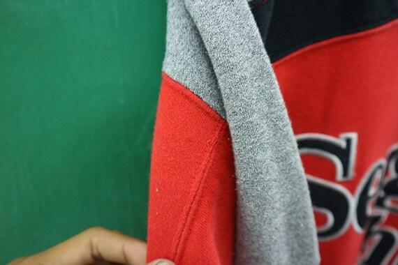 Embroidery Tacchini Designer Sweater Sergio Tacchini L Size Sweatshirt Out Sergio Urban Fashion Pullover Big Spell Vintage Streetwear 5qAtgx