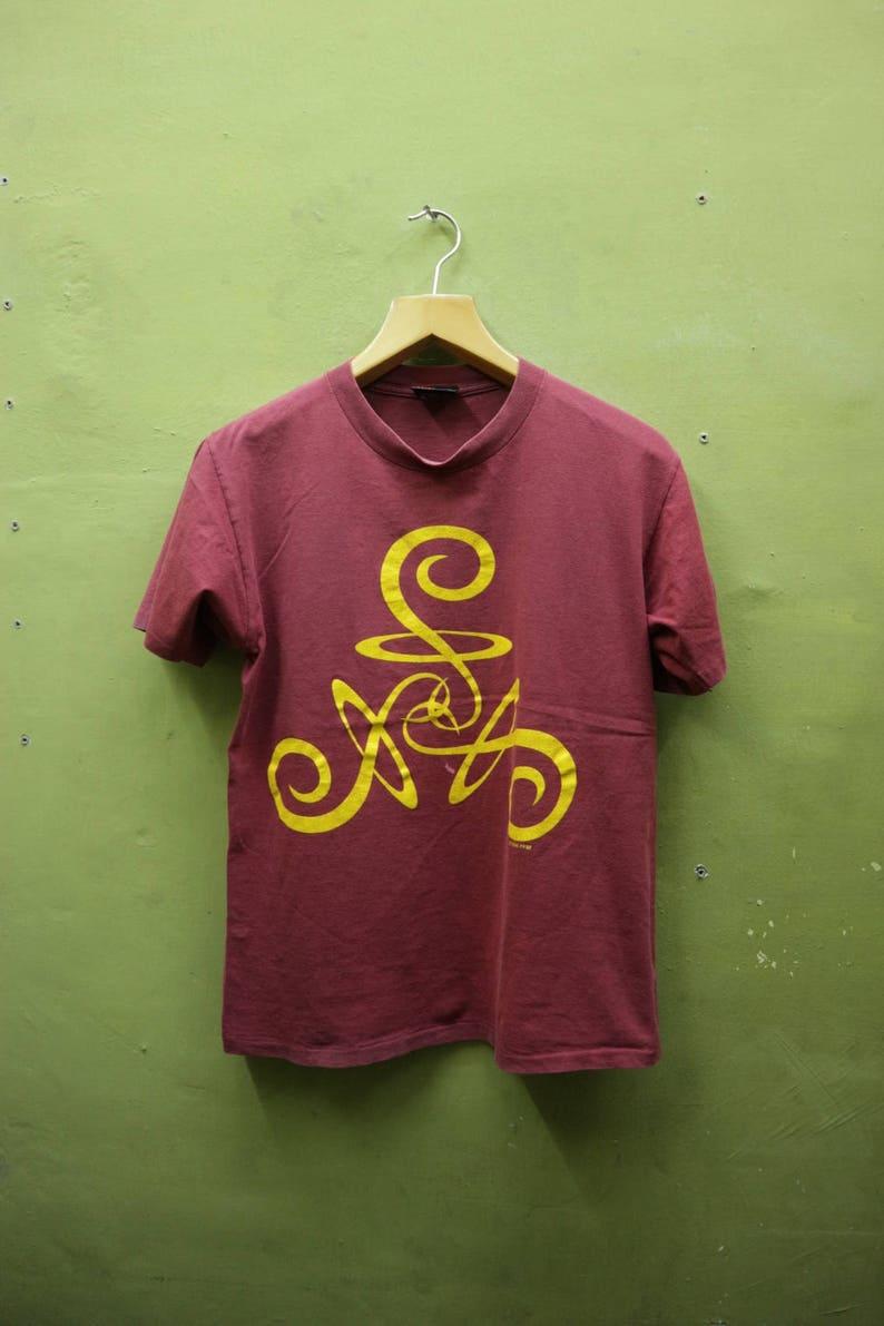 5f16f006603b Vintage 1994 FFM Fumiya Fujii Concert Tour Shirt Big Logo