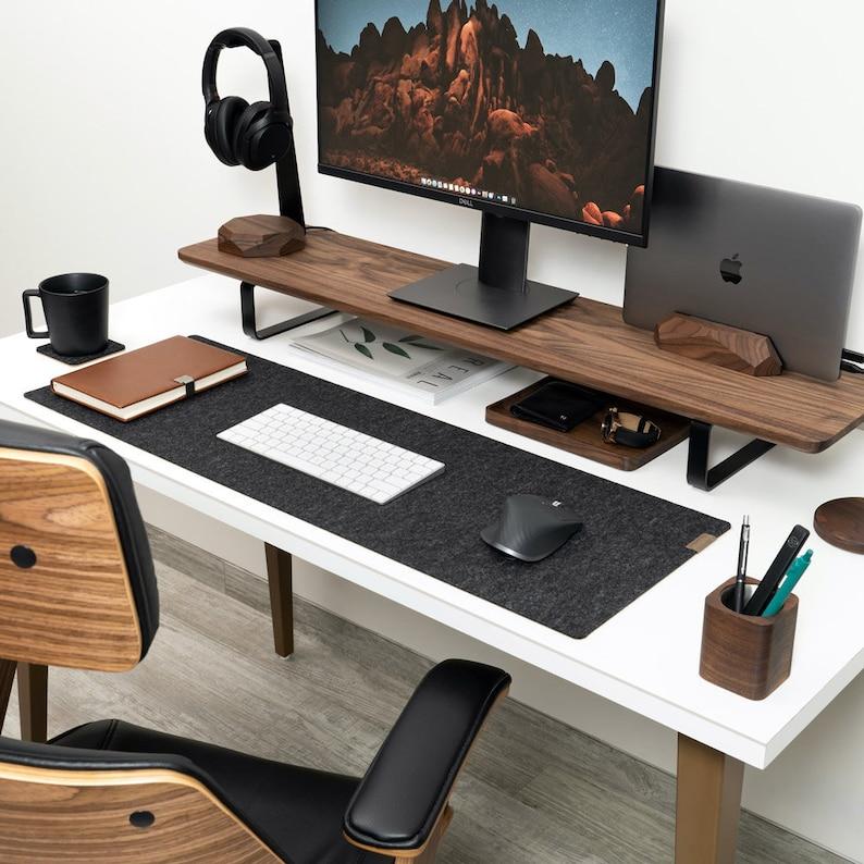Oakywood Felt and Cork Desk Mat
