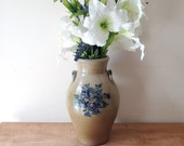 Vintage Rowe Pottery Works Historical Collection 13 quot Vase