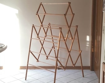 Antique Drying Rack Etsy