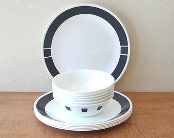 Urban dinnerware set   Etsy