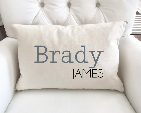 Adia baby pillow unique gifts baby pillow personalized baby newborn gift personalized baby name pillow unique name pillow name pillow