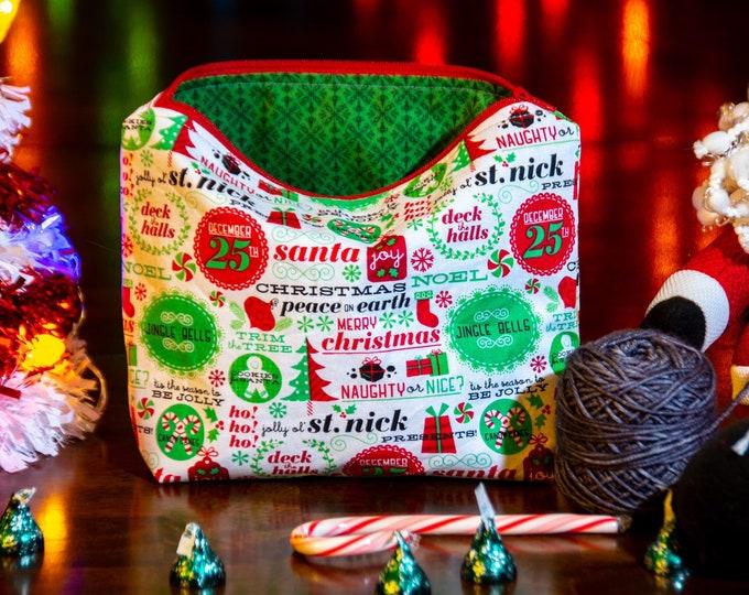 Zipper Bag - Christmas Spirit