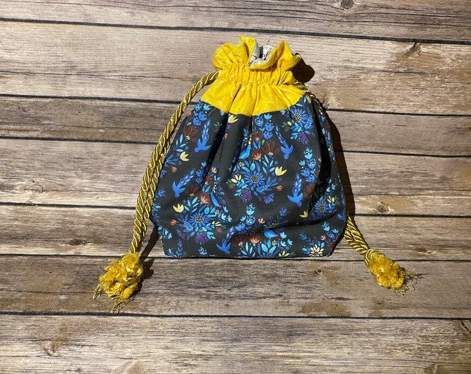 Drawstring Bag - Nightingale