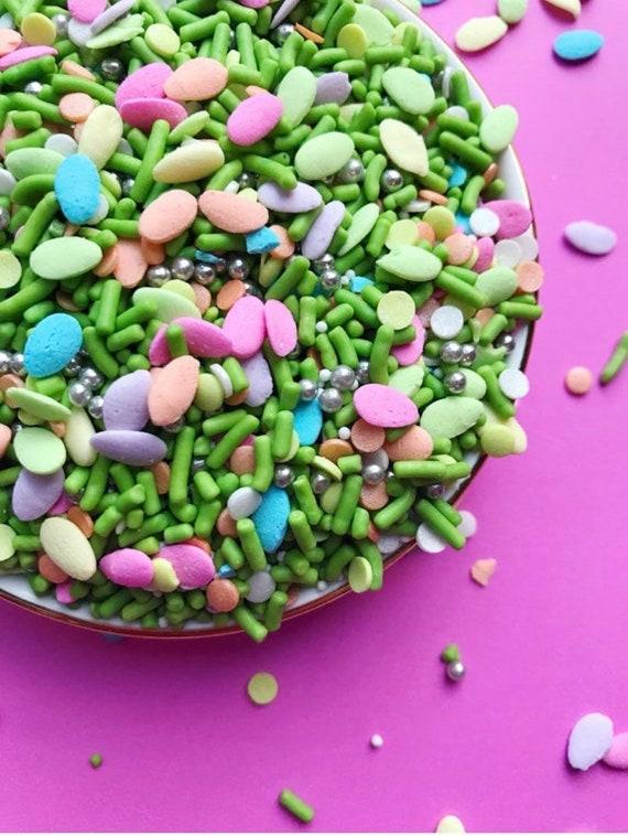 Egg Hunt edible sprinkles 4oz