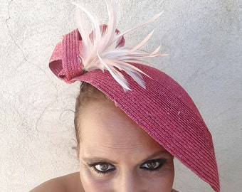 ceremony straw hat