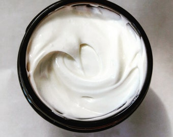 Face Moisturizer / Face Cream / Dry Skin / Hydrating Face Cream / Natural Skin Care / Jojoba Oil /