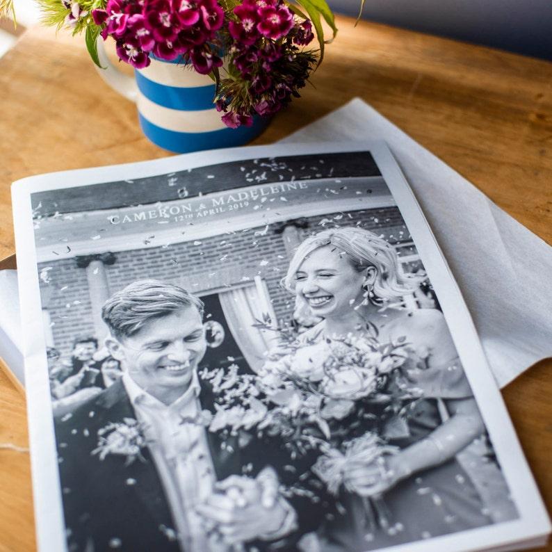 Wedding Anniversary Newspaper image 0