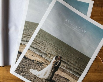 Wedding Souvenir Newspaper