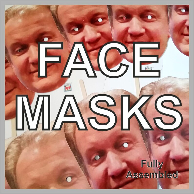 Maschere per il viso taglio personalizzato viso maschera  675586fb316