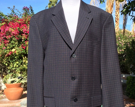 Joseph Abboud  Men's Store Bloomingdales Wool Sports Coat,Size 42R.