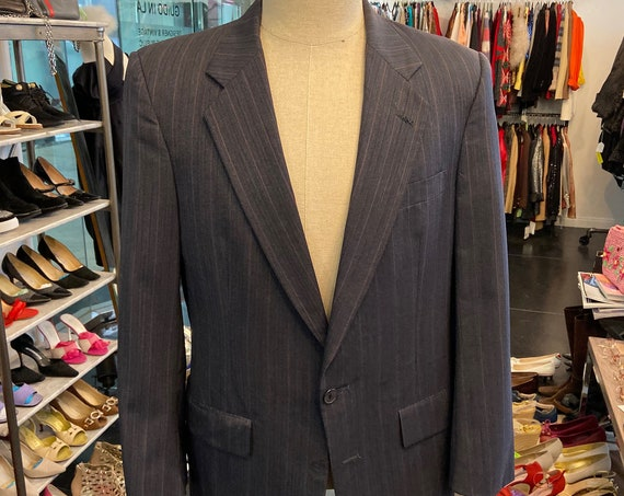 Stylish Christian Dior Men's Blazer Sz 40